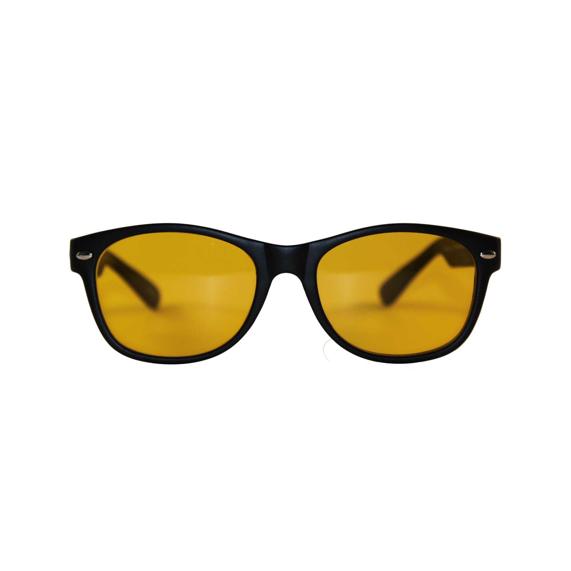 Blue Light Protective Lens Frames | Wayfarer Style